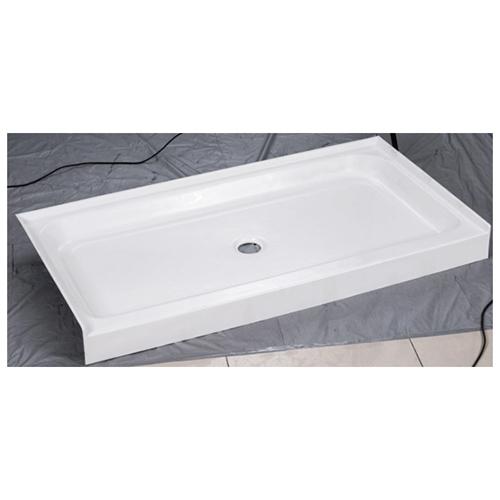 DK-ASB6036CTF-W shower pan