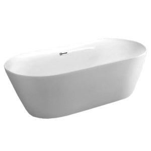DS-2810W white bath tub