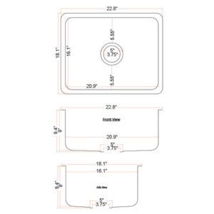 DSE-HC2318 Spec Image