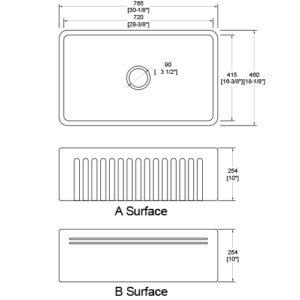 DSE-FCA3018S Spec Image