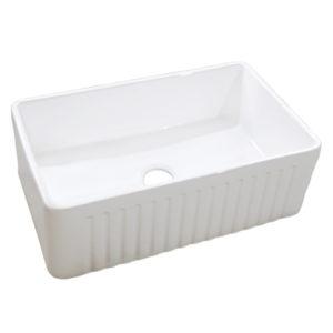 DSFCA-3018-b white vanity sink