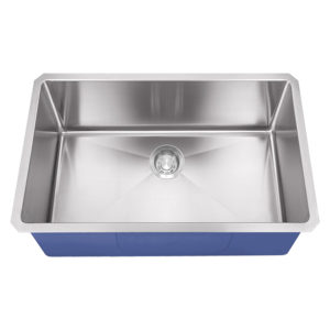 "Dakota Signature Series 32"" x 18"" Micro Radius Undermount 16 Gauge Stainless Steel Sink"