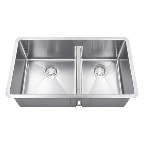 DSM-6040LD - Dakota™ Kitchen Sinks, Faucets, Vanities, Tubs, Toilets on copper bowl sink, hammered copper farmhouse sink, 24 bathroom vanity with sink, cast iron undermount double sink, 24 x 16 sink, 70 30 undermount stainless steel sink,