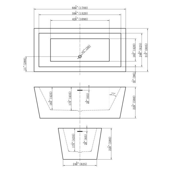 DST-FSRCB00 Spec Image