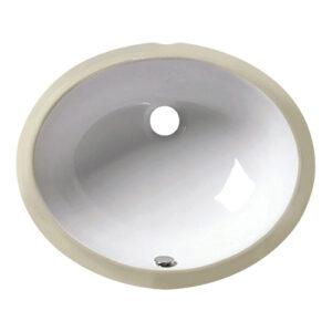 US-1512 White Porcelain Sink