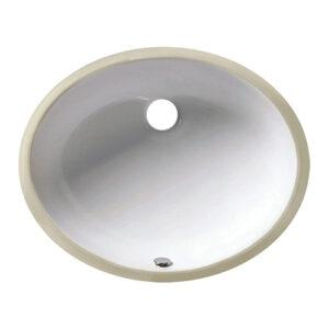US-1613 White Porcelain Sink