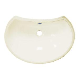 US-1811-HM-B Biscuit Porcelain Sink