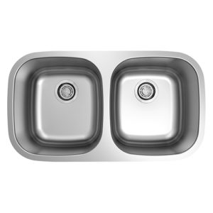 GS18-5050S double bowl sink