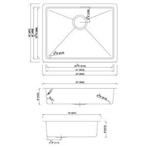 GSM-2318ADA Spec Image