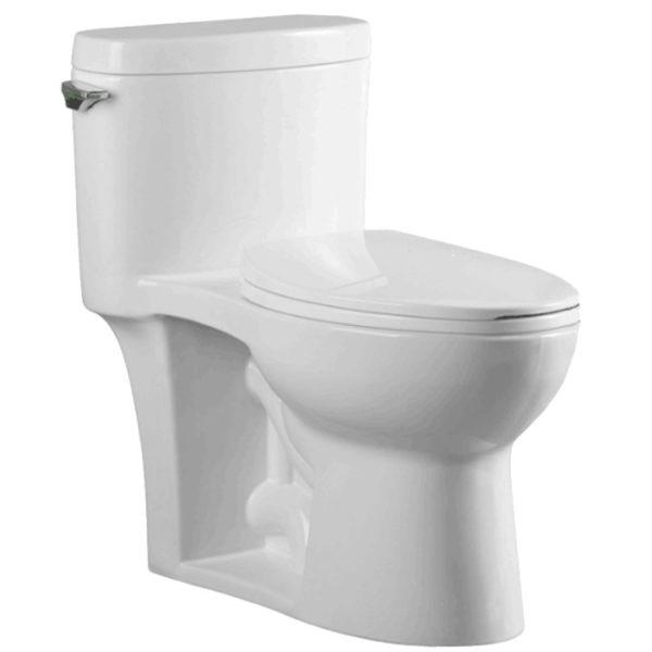 DSW-1EL35W One-Piece Elongated Bowl Toilet Image