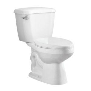 DSW-2EL03W Two-Piece Elongated Bowl Toilet Image