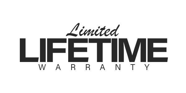 Limited Lifetime Warranty Banner