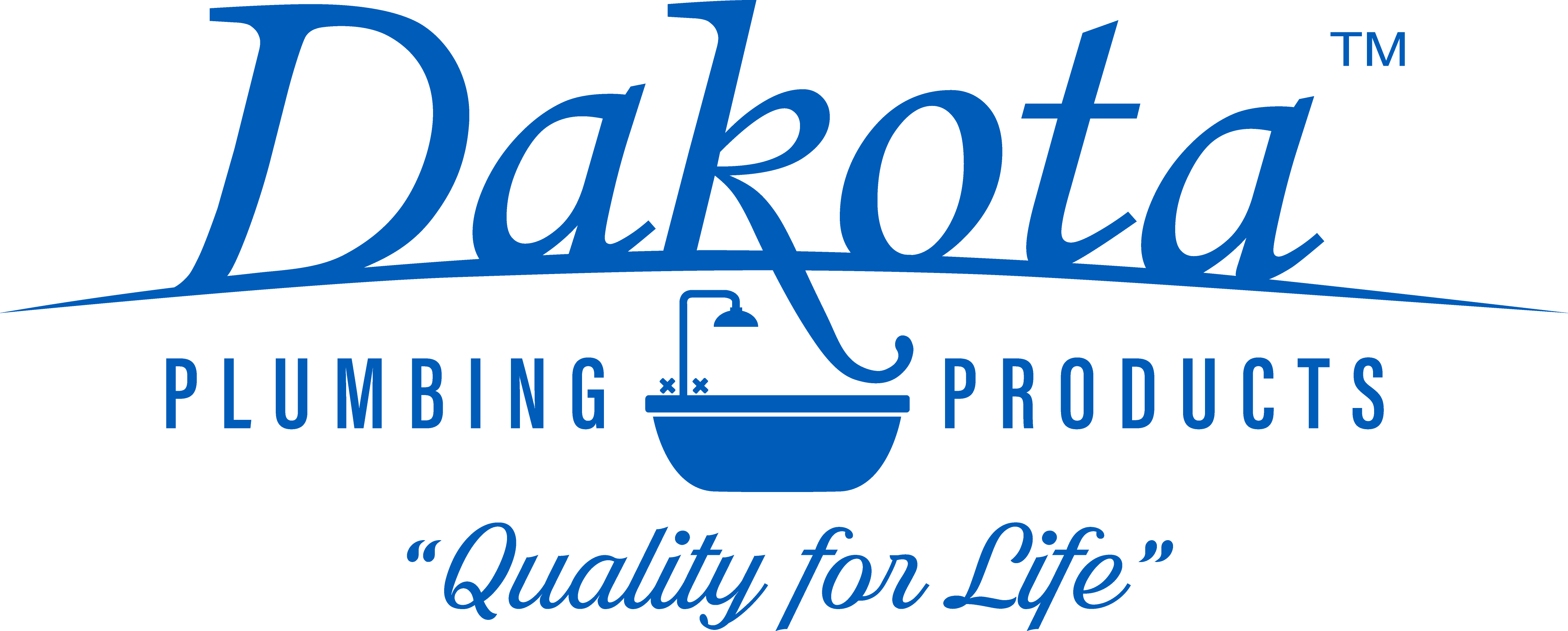 Dakota Plumbing Products Logo - Quality for Life