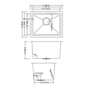 GSM-1915 Spec Image