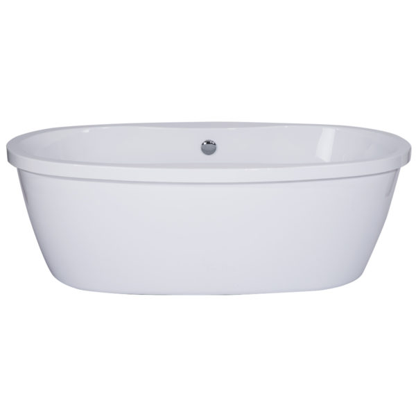 DST-FSOCB02 Free Standing Oval Tub