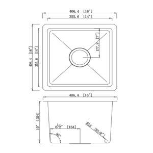 GSM-1616 Spec Image